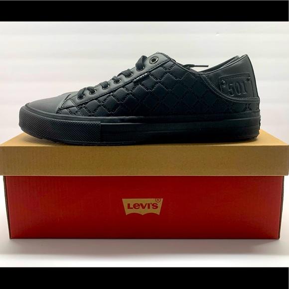 Levi's Neil Lo Monogram Lux shoe